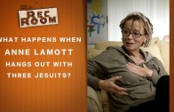 PREVIEW: What happens when Anne Lamott hangs out with 3 Jesuits?
