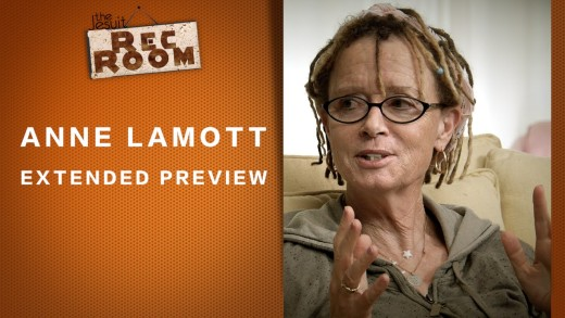 EXTENDED PREVIEW: Anne Lamott on The Jesuit Rec Room