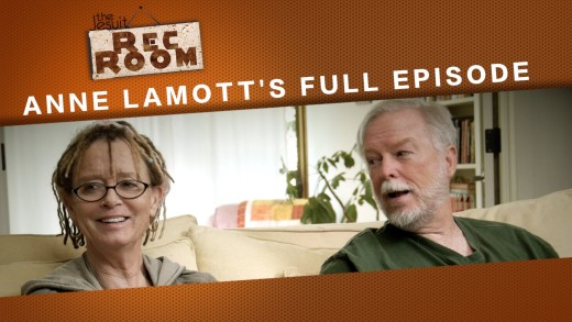 FULL EPISODE: The Jesuit Rec Room w/ Anne Lamott