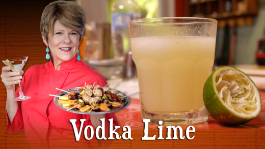 Vodka Lime | Pre-Prans with Ruthie
