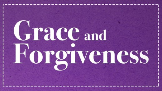 Grace & Forgiveness