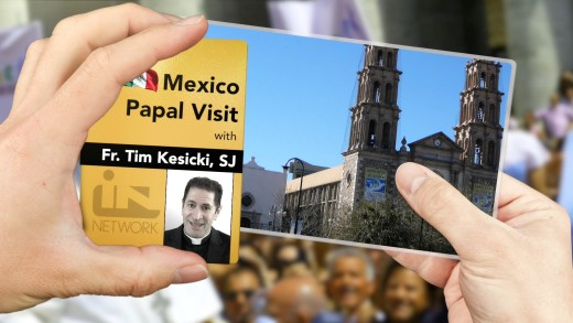 The Jesuit Take: Mexico Papal Visit