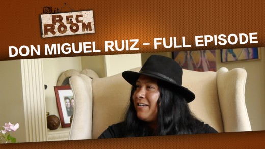 The Jesuit Rec Room Don Miguel Ruiz Full Episode