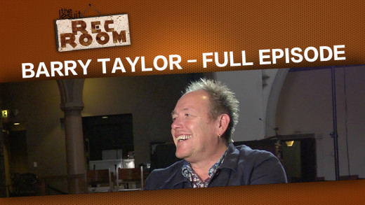 The Jesuit Rec Room Barry Taylor Full Episode